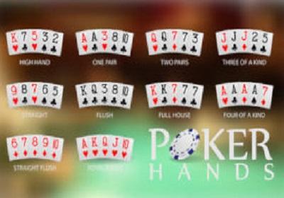 Kombinácie kariet v pokri
