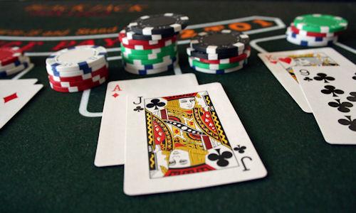 Kasínová hra blackjack