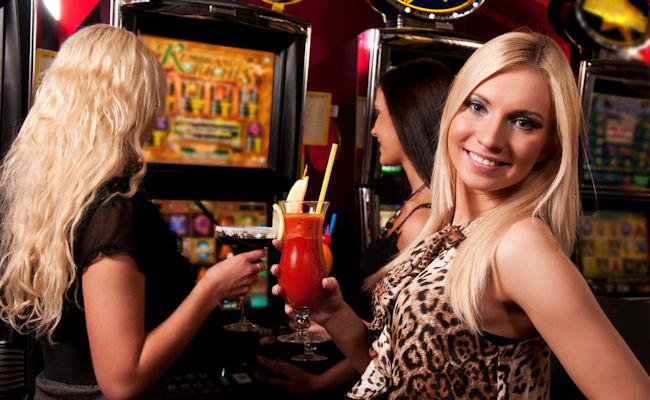 Ženy v kasínach