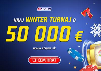 eTIPOS.sk spustil najväčší turnaj na Slovensku