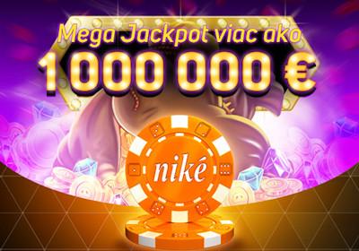 Kto sa stane milionárom vo svete hier Niké?