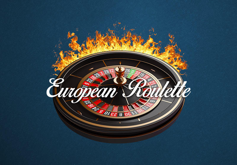 European Roulette Red Tiger